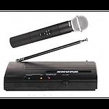 Радиосистема с ручным радиомикрофоном SM58 вокальный микрофон Shure SH200, фото 2
