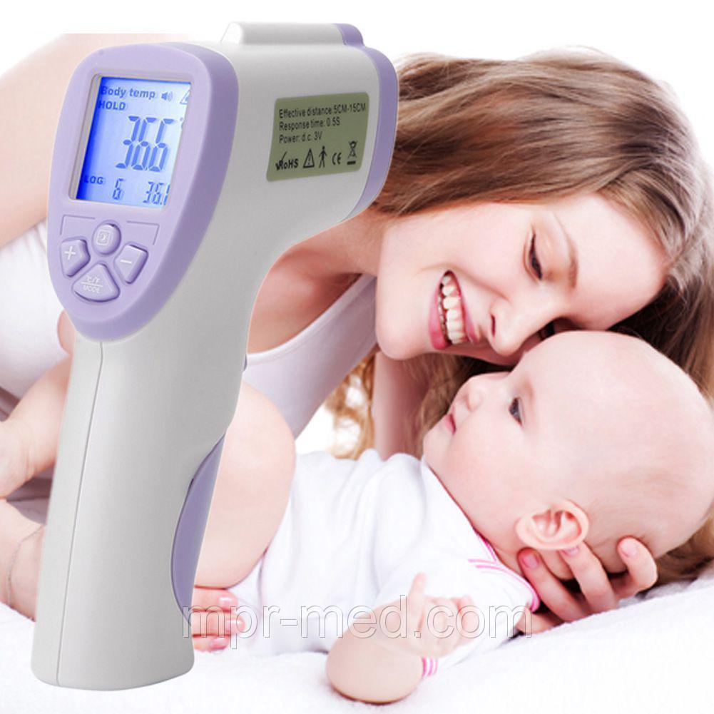 Термометр градусник бесконтактный инфракрасный Non-contact СК-Т1501