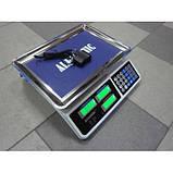 Торговые электронные весы Alfasonic AS-A072 до 50 кг, фото 2