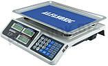 Торговые электронные весы Alfasonic AS-A072 до 50 кг, фото 4