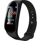 Фитнес браслет M5 Band Smart Watch Bluetooth 4.2, шагомер, фитнес трекер, пульс, монитор сна, фото 4