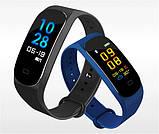 Фитнес браслет M5 Band Smart Watch Bluetooth 4.2, шагомер, фитнес трекер, пульс, монитор сна, фото 5