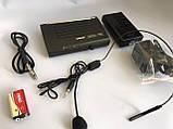 Наголовный петличный кардиоидный микрофон SHURE VNF SH-200, фото 3
