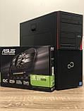 Компьютер PC Fujitsu P720 Intel Core i5-4570 RAM 8GB HDD 500GB PCI GT1030 2GB, фото 3