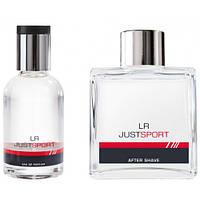 Подарочный парфюмерный набор Just sport