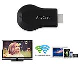 Беспроводной приемник для трансляции экрана AnyCast BLUETOOTH / WiFi (Screen Mirroring) M9 Plus (Google) (Anyc, фото 5