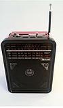 Радиоприемник GOLON RX-9100 с MP3, USB+SD, Портативное Радио, фото 4