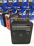 Радиоприемник GOLON RX-9100 с MP3, USB+SD, Портативное Радио, фото 6