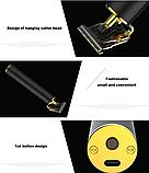 Триммер HAIR TRIMMER (WN-09) для Мужчин Бритва под Ноль Окантовочная Машинка, фото 3