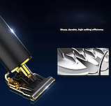 Триммер HAIR TRIMMER (WN-09) для Мужчин Бритва под Ноль Окантовочная Машинка, фото 4