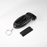 Персональный портативный алкотестер Digital Breath Alcohol Tester, фото 6