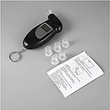 Персональный портативный алкотестер Digital Breath Alcohol Tester, фото 8