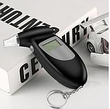 Персональный портативный алкотестер Digital Breath Alcohol Tester, фото 9