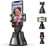 Смарт-штатив подставка для телефона Smart Tracking Apai Genie (360град) с датчиком движения, фото 2