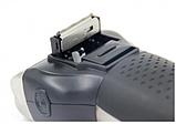 Мужской триммер бритва аккумуляторная для стрижки волос и бороды ProGemei Gold GM-595, фото 6
