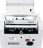 Счетчик банкнот Bill Counter 2108 c детектором UV Счетная машинка детектор валют, фото 2