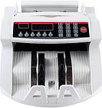 Счетчик банкнот Bill Counter 2108 c детектором UV Счетная машинка детектор валют, фото 3