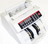 Счетчик банкнот Bill Counter 2108 c детектором UV Счетная машинка детектор валют, фото 7