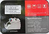 Счетчик банкнот Bill Counter 2108 c детектором UV Счетная машинка детектор валют, фото 8