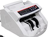 Счетчик банкнот Bill Counter 2108 c детектором UV Счетная машинка детектор валют, фото 9