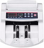 Счетчик банкнот Bill Counter 2108 c детектором UV Счетная машинка детектор валют, фото 10