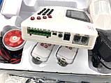 Охранная сигнализация GSM 360 RU 433 Alarm для вашего дома / офиса / прочее, фото 3