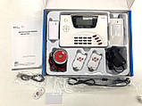 Охранная сигнализация GSM 360 RU 433 Alarm для вашего дома / офиса / прочее, фото 4