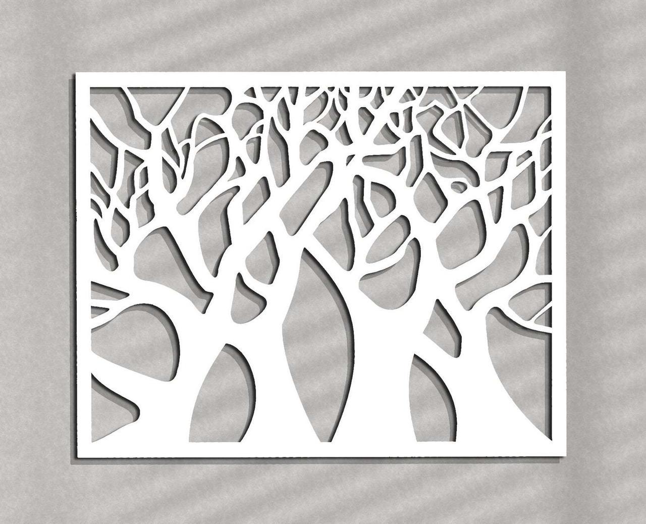 Настенное панно The Chestnut Деревья (2151-000-66)