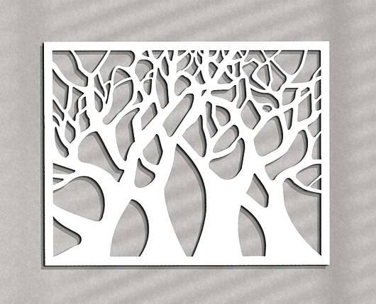 Настенное панно The Chestnut Деревья (2151-000-66), фото 2