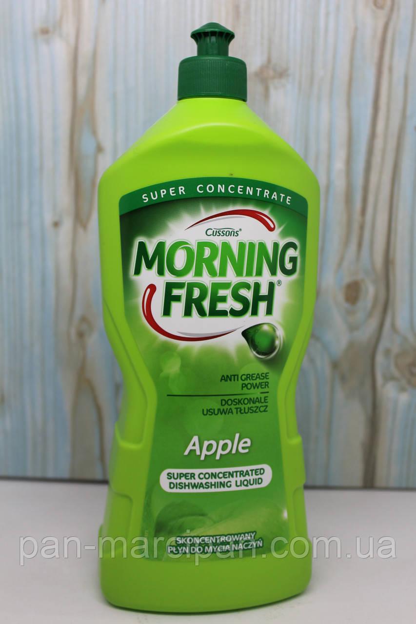 Засіб для миття посуду Morning Fresh Apple 900 мл Польща