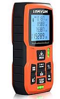 Дальномер лазерный Lomvum LV60 60м 5731, оранжевый