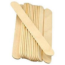 Шпатель деревянные для восковой депиляции (100 шт)