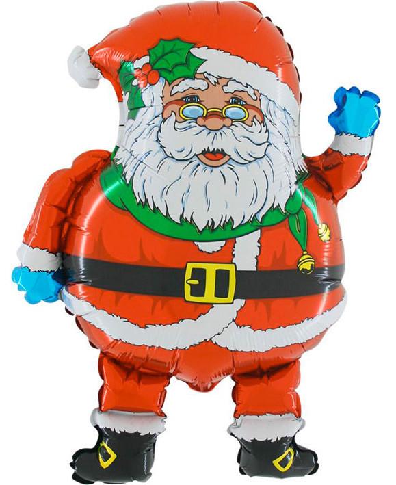 Мини-фигура FLEXMETAL-ФМ Дед Мороз в очках