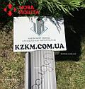 Штакетник металлический белое дерево 3Д Акация, евроштакетник, евроштахет, штакетник усиленный, забор, фото 2