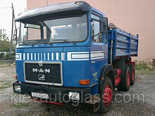 Лобовое стекло на MAN 26 1983-94 г.в.