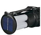 Фонарик аккумуляторный с солнечной панелью YJ-2881-Т, фото 3