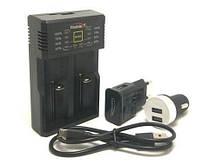 Зарядное устройство Rablex RB202 для аккумуляторов Li-Ion, Ni-Cd, Ni-MH