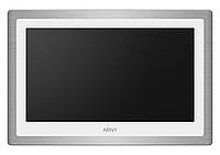 Видеодомофоны для частного дома AVD-1050 2MPX Белый / Серебро (arny-000090)