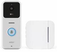Видеодомофон для частного дома Arny AVP-1000 WiFi Белый