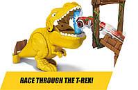Игровой набор автотрек Metal Machines T - Rex (6702), фото 4