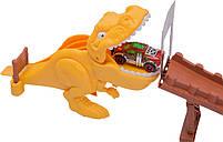 Игровой набор автотрек Metal Machines T - Rex (6702), фото 8
