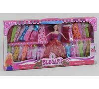 Кукла Elegant Элегант в наборе с одеждой и аксессуарами