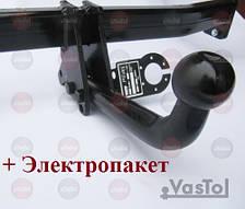 Фаркоп Nissan Juke 2WD (c 2010--) Vastol