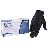Перчатки нитриловые MEDICOM SafeTouch Advanced, размер M (100 шт/уп)