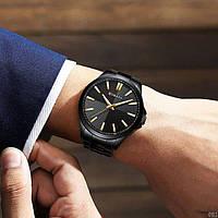 Мужские наручные часы Curren 8322 Black-Gold, фото 3