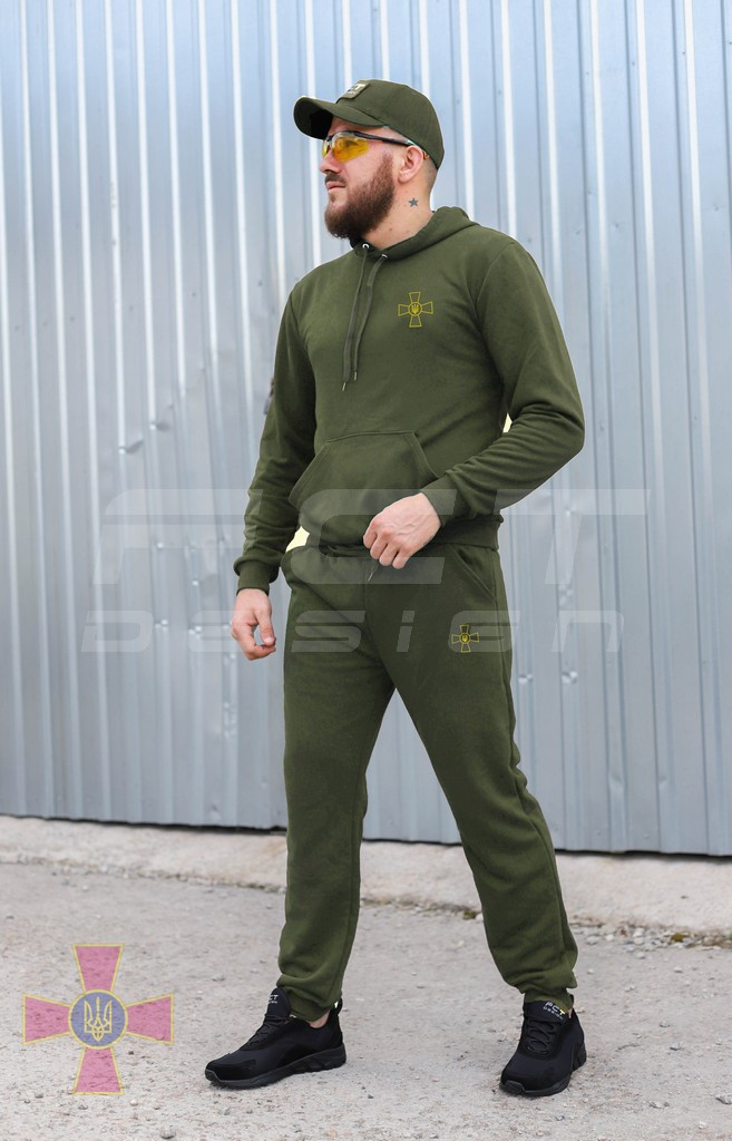 Спортивный костюм ЗСУ хаки