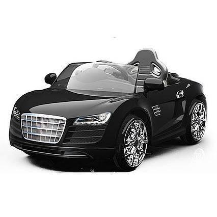 Дитячі електромобілі Audi R8 KD100 чорна