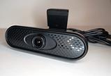 Веб-камера FULL HD веб камера для ПК | ноутбука 1080р веб камера с микрофоном, фото 4