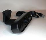 Веб-камера FULL HD веб камера для ПК | ноутбука 1080р веб камера с микрофоном, фото 5