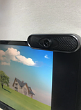 Веб-камера FULL HD веб камера для ПК | ноутбука 1080р веб камера с микрофоном, фото 7